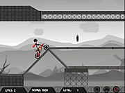 Stick out Bike Challenge - Bike Games - Car Games