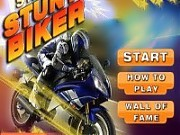 Star Stunt Biker - Bike Games - Car Games