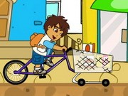 Diego Grocery Store - Bike Games - Car Games