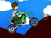 Ben 10 Race World - Bike Games - Car Games