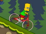 The Simpson Bike - Bike Games - Car Games