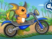 Pokemon Bike Adventure - Bike Games - Car Games
