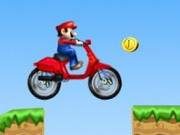 Mario Bros Motobike - Bike Games - Car Games