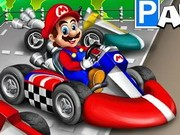 Mario Kart Parking - Car Parking Games - Car Games