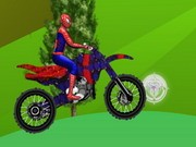 Spiderman Biker 2 Jeu